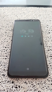 Celular Samsung A8 Plus 2018 Negro 64 Gb 4 Gb Ram,