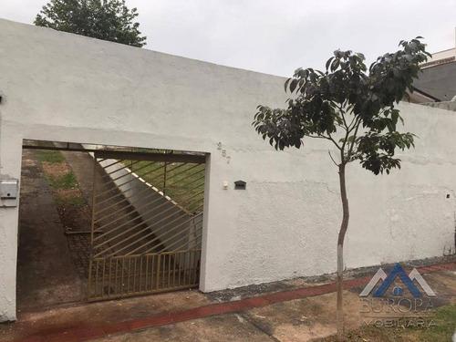 Imagem 1 de 16 de Casa Com 3 Dormitórios À Venda, 88 M² Por R$ 400.000,00 - Maringá - Londrina/pr - Ca1010