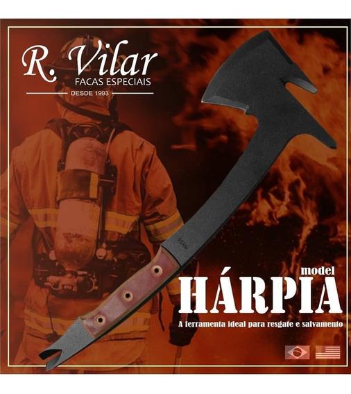 Machado Harpia Ricardo Vilar Novo, Original E Nota Fiscal