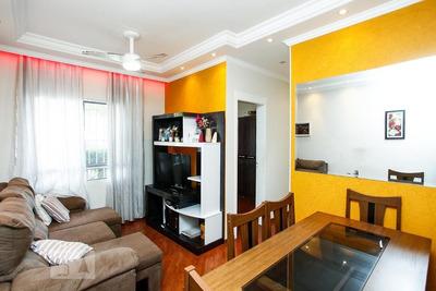 Apartamento Térreo Mobiliado Com 2 Dormitórios - Id: 892934507 - 234507