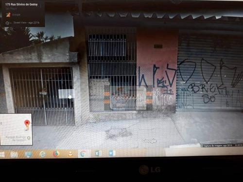 Casa Com 2 Dormitórios À Venda, 280 M² Por R$ 510.000 - Jardim Cidade Pirituba - São Paulo/sp - Ca0631