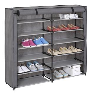 Closet Organizador De Zapatos Doble Fila Botas