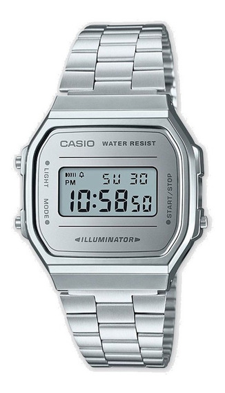 Relógio Casio Vintage - A168wem-7df