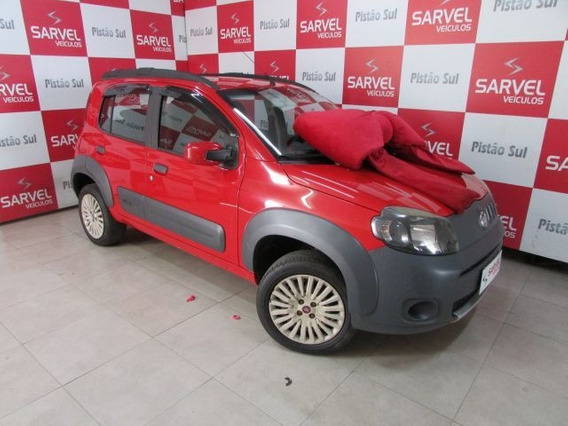 Fiat Uno Way 1.0 8v Flex, Jji9679