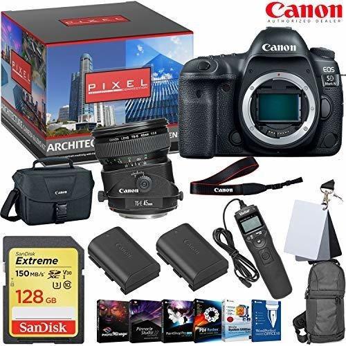 Camara Eos 5d Mark Iv Dslr Architecture Fotografia Kit 45m ®