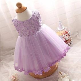 Vestido Infantil Festa 1 Ano Aniversário Princesa Promoção