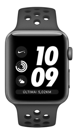 Apple Watch S3 Nike+ Reloj Hombre Mujer Unisex