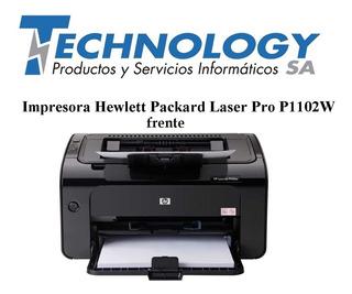 Impresora Hp Laser Pro P1102w