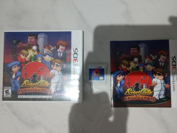 River City Tokyo Rumble Para Nintendo 3ds