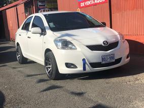 Toyota Yaris 2013 Financiamiento Propio Hasta Un 50%