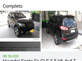 Hyundai Santa Fe 3.5 7l 4wd Aut. 5p 2013