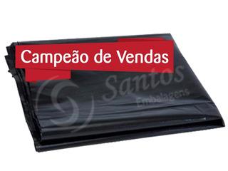 Sacos De Silagem 60x110 -180 Micras C/100 Preto