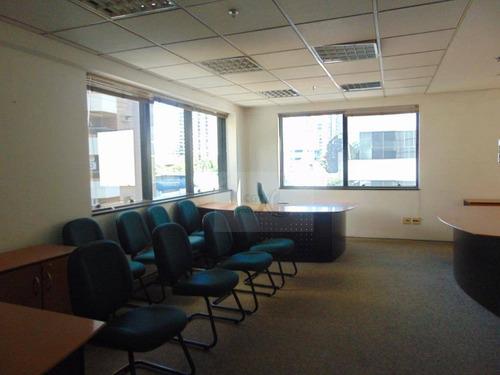 Ótima Sala De 40m² Para Locação No Edifício Personal Business Office - Sa0122