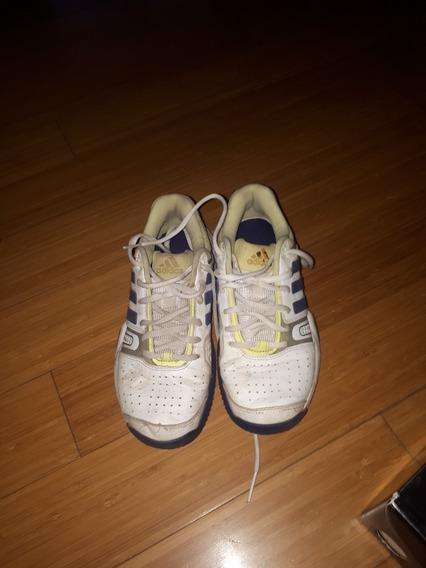 Zapatillas adidas Tennis Como Nuevas!¡