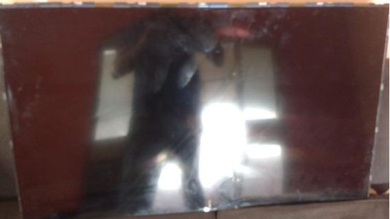 Tv Samsung 43 Un43j5290 Tela Quebrada P/ Retirada De Pecas