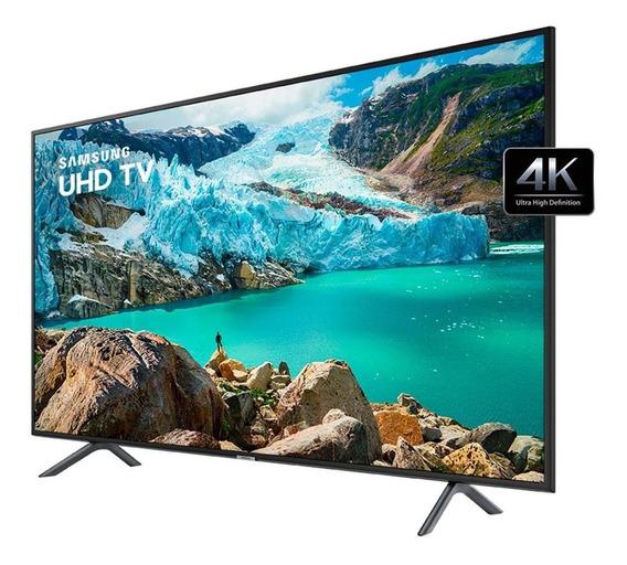 Smart Tv 50 Samsung Un50ru7100gxzd 4k Com Hdr, Wi-fi, 2usb, 3hdmi E 60hz