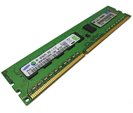 Memoria Ram De Servidor 4gb Pc3-12800e Ecc Samsung