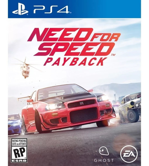Need For Speed Payback | Ps4 | Português