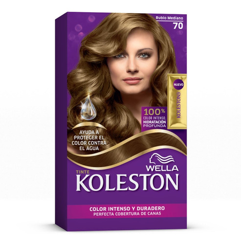 Tinta Koleston Kit Nº70