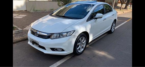 Honda Civic 2.0 Exr Flex Aut. 4p 2014