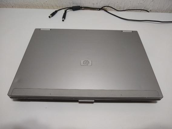 Notebook Hp Elitebook 6930p Core2duo Hd 250gb Mem 2gb
