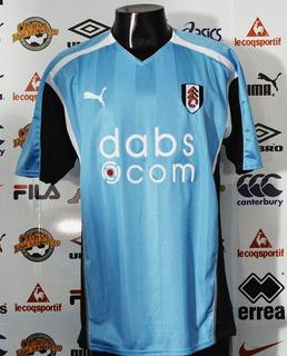 Fulham * Inglaterra * Puma * #11 Luis Boa Morte * Tamanho Gg