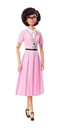 Boneca Barbie Collector Katherine Johnson Linda Top 2019
