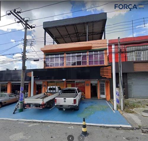 Galpão Para Alugar, 501 M² - Cumbica - Guarulhos/sp - Ga0910