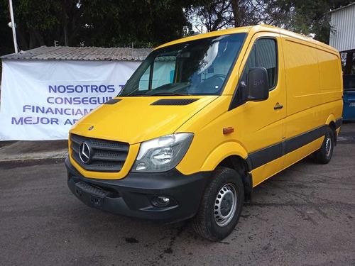 Imagen 1 de 14 de Mercedes-benz Sprinter 311 Cargo Cdi T/bajo