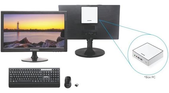 Computador All In One 21,5 Core I5 5200u 8gb Ssd512gb Linux
