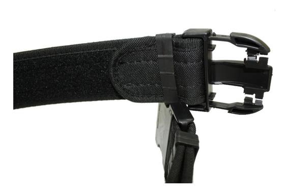Cinturon Tactico Militar Externo 135 Cm. Hevilla Triple Seg