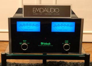 Power Mcintosh Mc302 Emd-audio