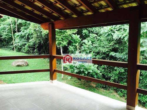Casa Com 3 Dormitórios À Venda, 172 M² Por R$ 980.000,00 - Veloso - Ilhabela/sp - Ca2455