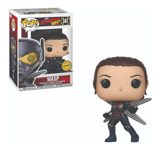 Funko Pop : Ant-man - Wasp #341 Chase