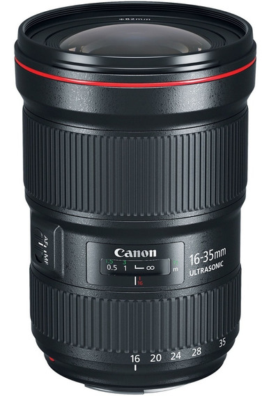 Canon Ef 16-35mm F4l Is Usm Nova C/nf