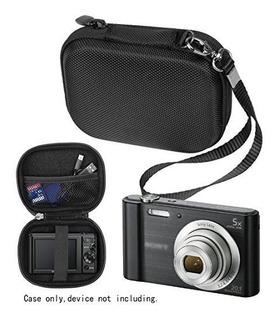 Para Cámara De Fotos Digital Sony W800s Dscw830; Canon Powe