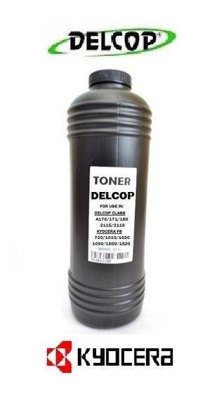 Toner Recarga Delcop A170 A171 A180 2115 2118 Kyocera 1500