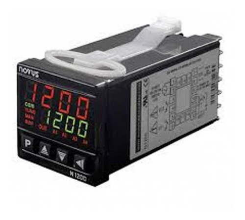 Controlador De Temperatura Novus N1200