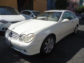 Mercedes-benz Clk Class 2p Clk 320 Coupe Aut