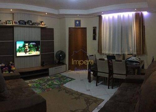 Casa Com 2 Dormitórios À Venda, 90 M² Por R$ 300.000,00 - Jardim Santa Inês Ii - São José Dos Campos/sp - Ca0150