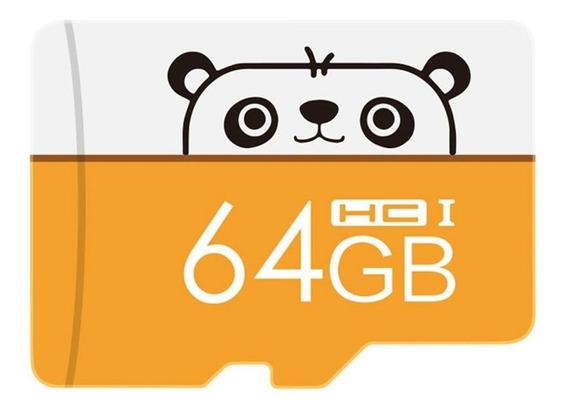 Cartão De Memória 64 Gb Para Câmera Celular