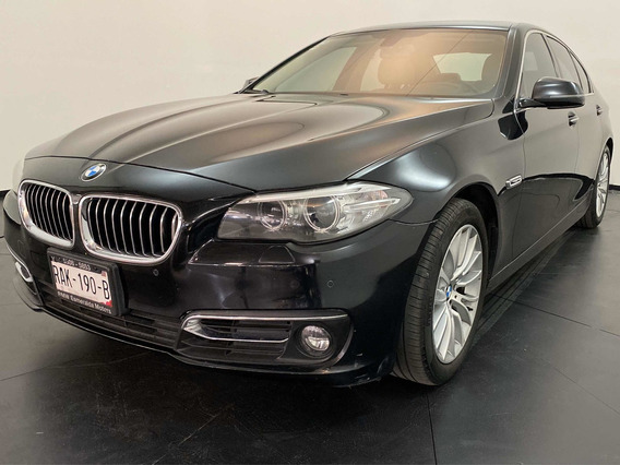 Bmw Serie 5 2.0 528ia Luxury Line At 2015 Revisa El Video
