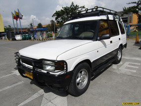 Land Rover Discovery Mt 4000 4x4