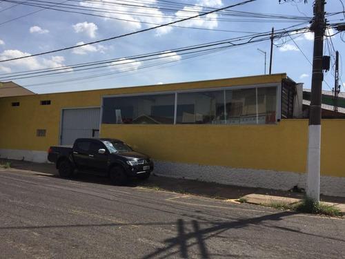 Barracão, 251 M² - Venda Por R$ 750.000,00 Ou Aluguel Por R$ 3.500,00/mês - Vila Maceno - São José Do Rio Preto/sp - Ba0072