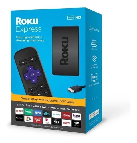 Roku Express Tv Hd Streaming - Smart Tv Convert