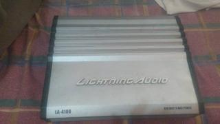 Planta De Sonido Lightning Audio 800watts La-4100