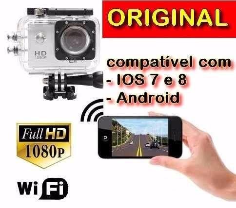 Câmera Sportcam Clone Gopro
