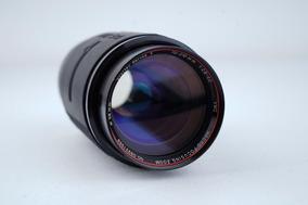 Lente Vivitar 70-210mm 2.8-4.0 + Adaptador Para Sony Nex