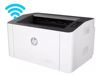 Impresora Laser Monofuncion Hp 107w Wifi