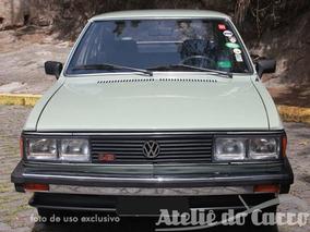 Vw Passat Gls 1.6 1983 Todo Original, Com Ar Condicionado